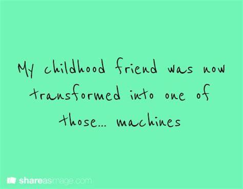 Essay about my childhood friend